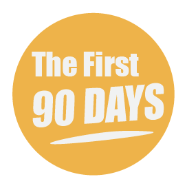 90 Days graphic